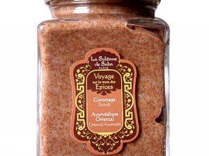 La Sultane de Saba - Exfoliante de semillas
